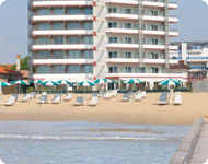 Adriatic Palace Hotel in Jesolo